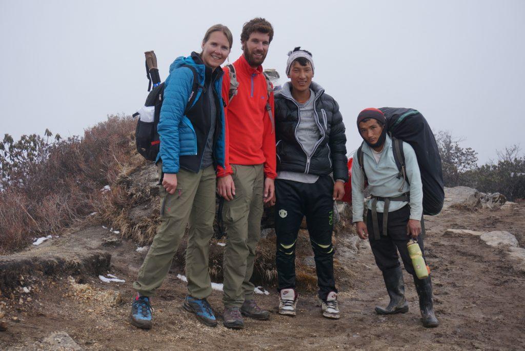 Mijn nieuwe uitdaging: Sherpa's Stories!